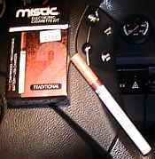 Mistic Electronic Cigarette Review