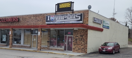I80 Vapors in Morris Illinois