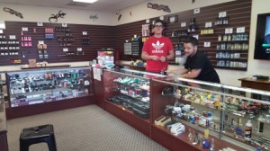 Vapin Lizards of Bradenton Florida